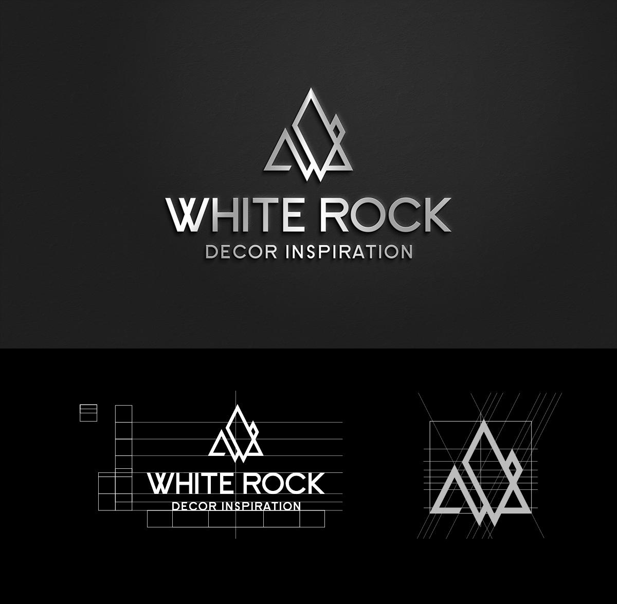 Vhite rock